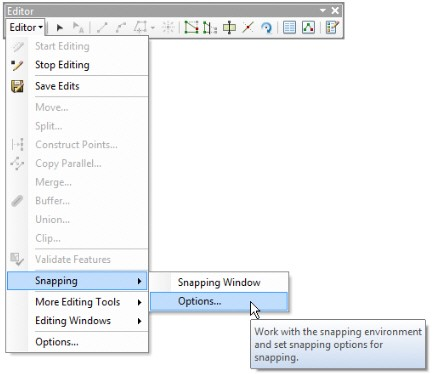 Tech Tip: Snapping in ArcMap | DAT/EM Systems International