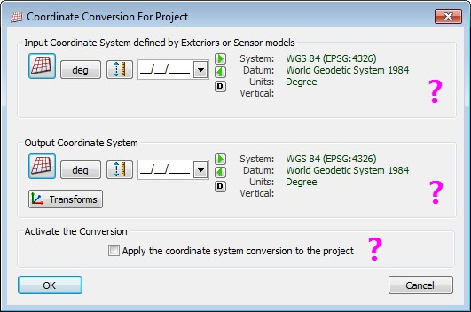 Tech Tip Ground Coordinate Conversion Image 1